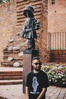 The Urban Beard - Powstaniec