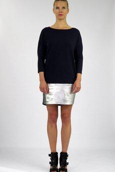 YES TO DRESS by Bożena Karska - THUNDER DOWN dress / NOT SO BASIC line