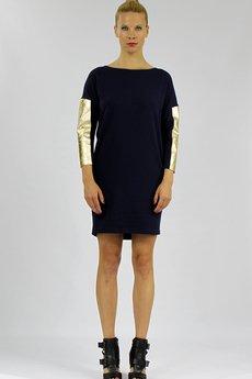 YES TO DRESS by Bożena Karska - THUNDER SLEEVE dress / NOT SO BASIC line
