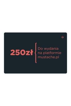 - karta upominkowa 250 zł