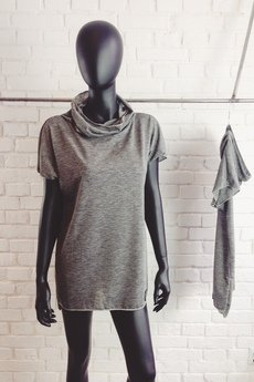 gego - gblouse pure grey
