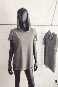 gego - gblouse pure grey plus