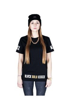 MAJORS - Blvck Gold T-shirt