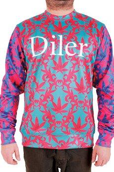 EVC DSGN - EVC DSGN / bluza Diler STWR_róż