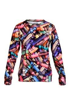 EVC DSGN - EVC DSGN / bluza Crayon m SWTR