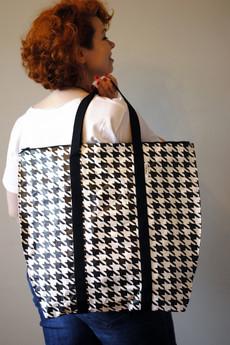 - One's Bag XL #pepita