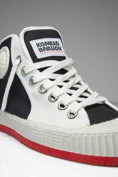 OBUVNIK - KOMRAD INVASION, model: Partizan Black