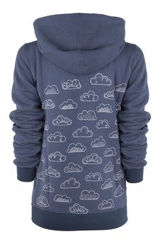 COLORSHAKE - Bluza cloud grey