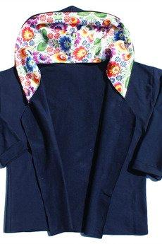 drops - dresowa narzutka, bluza