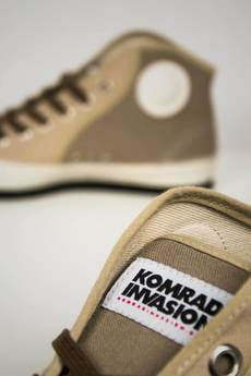 - KOMRAD INVASION, model: Spartak Sand