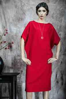 Kasia Miciak design - Sukienka nietoperz