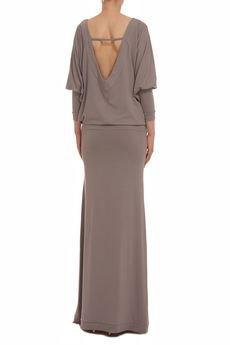 YULIYA BABICH - Sukienka długa z luźną górą YY300002
