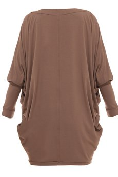 YULIYA BABICH - Sukienka nietoperz mini YY100052