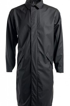 RAINS - Rains Mac Coat Black