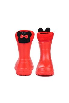 RUBBERIES - Red Minnie - kaloszki dla dzieci