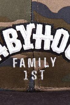 BABYHOOD - Czapka Snapback Military Black