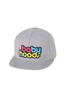 BABYHOOD - Czapka Snapback United Colours Grey