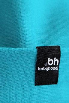 Bh beanie turquoise 3