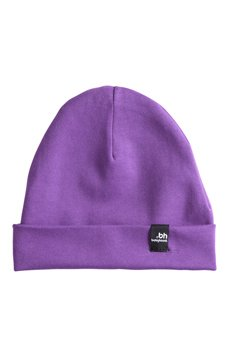 Bh beanie violet 2