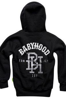 BABYHOOD - Bluza Family 1st Black