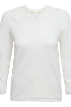 LOUS - LOUS/CHALLENGE/bluza AIM creme