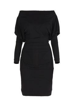 YULIYA BABICH - Sukienka minimalistyczna z kieszeniami