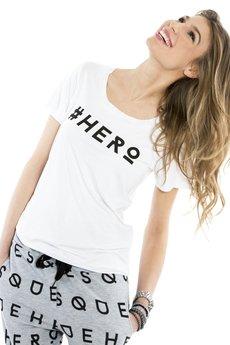 HEROESQUE - #HERO TEE