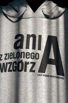"""Kurdemol - """"Ania z zielonego wzgórza"""" – bluza (vol.1)"""