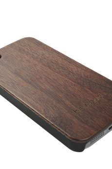 bewood - Drewniana obudowa iPhone 5/5S Modern Orzech