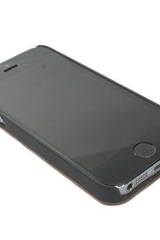 - Drewniana obudowa iPhone 5/5S Modern Orzech