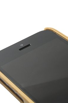 bewood - Drewniana obudowa iPhone 5/5S Simple Bambus