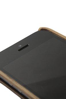 bewood - Drewniana obudowa iPhone 5/5S Simple Orzech