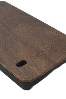 - Drewniana obudowa Samsung S5 Modern Orzech