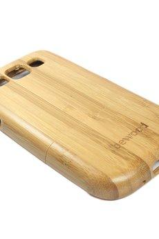 bewood - Drewniana obudowa Samsung S3 Vintage Bambus