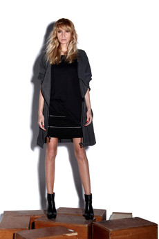 - PŁASZCZ BLACK SURF PRE FALL/WINTER 2014/15