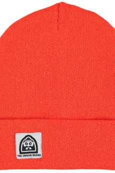 The Urban Beard - Beanie Neon Orange