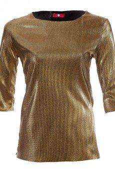 RICZI - Złota bluzka