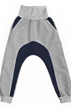 midfashion - navy basic pants