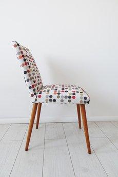Kolorum - reDesign krzesło z PRL-u