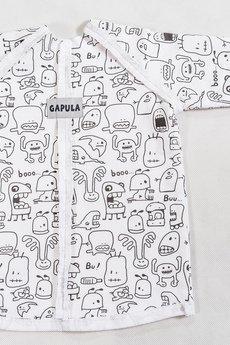 Gapula - Bluzeczka z przeszyciami - duszki