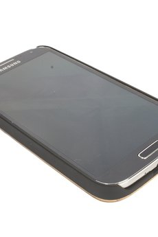 bewood - Drewniana obudowa Samsung S4 Modern Bambus