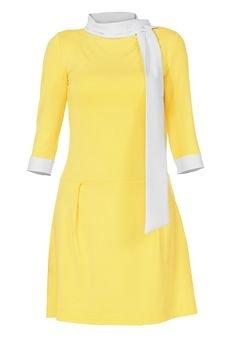 YULIYA BABICH - Sukienka do biura