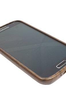 - Drewniana obudowa Samsung S4 Vintage Orzech