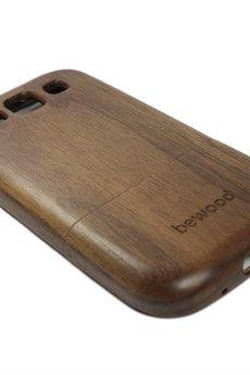 - Drewniana obudowa Samsung S3 Vintage Orzech