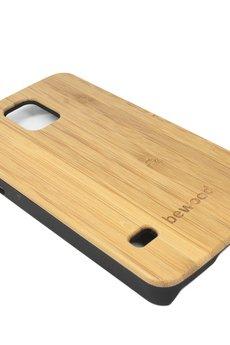 bewood - Drewniana obudowa Samsung S5 Modern Bambus