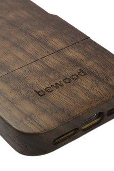 bewood - Drewniana obudowa iPhone 5/5S Vintage Orzech