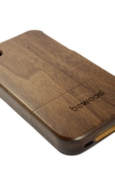 bewood - Drewniana obudowa iPhone 4/4S Vintage Orzech