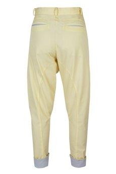 MADOX design - spodnie madoxy cytrynowe