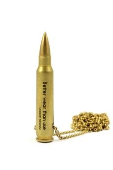 Unikke Design - Better Wear Than Use- Big Bullet