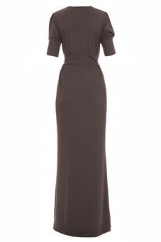 YULIYA BABICH - Sukienka bombka długa YY300004